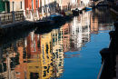 Canal Reflections # 1, Venice
