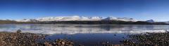 Loch Morlich and Cairgorms.