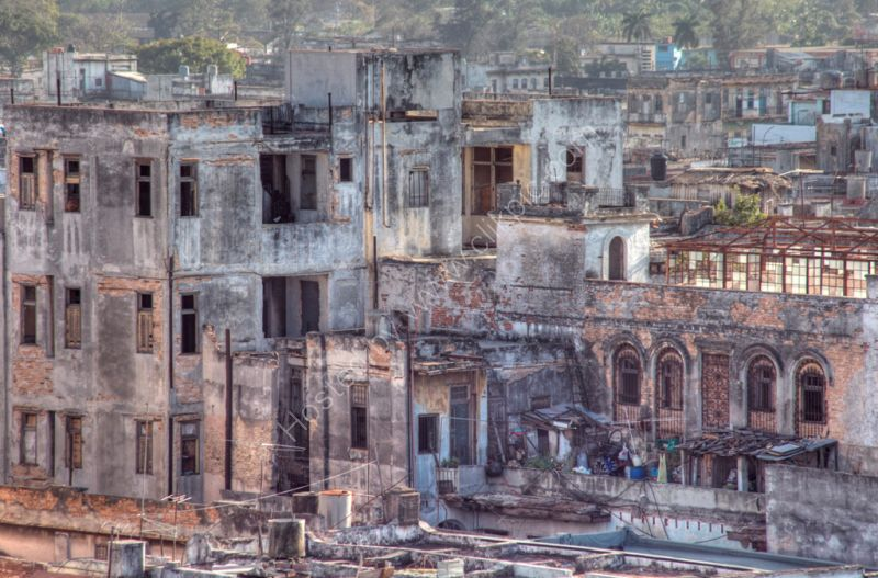 Stephen Lynn Photography: Havana slums