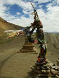 Prayer Flags on a Mountain Pass