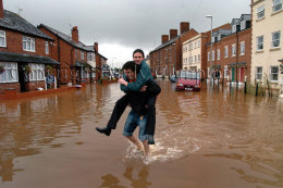 Hereford Flood