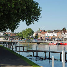 Bridge Summertime
