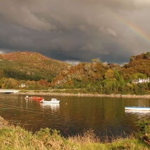 Gairloch Bay  Scotland