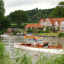 Hambledon Boats