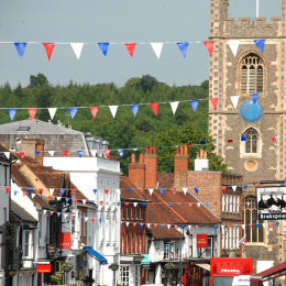 Henley Celebrations, Oxfordshire