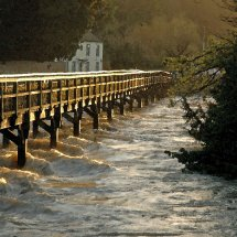 'Henley High Tides' - Marsh Lock, Oxfordshire