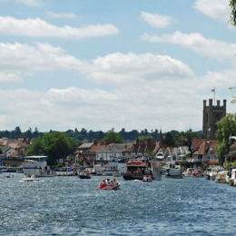 Henley Royal Regatta Fun