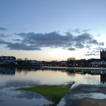 Henley Twilight, Oxfordshire