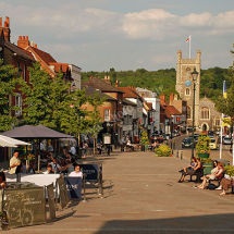 Lazy Afternoon in Henley, Oxfordshire