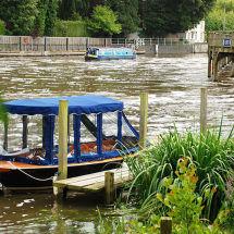 Marsh Lock Boats