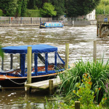 Marsh Lock Boats