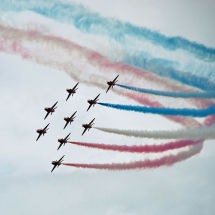 Red Arrows Glory