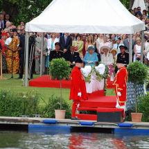 Royal Awaiting