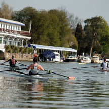 Strong Rowers