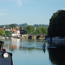 Tranquil Time, Henley-on-Thames