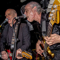 Norman Watt-Roy and Wilko Johnson