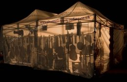 Music Tent.