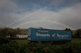 Rainbow and Trailer