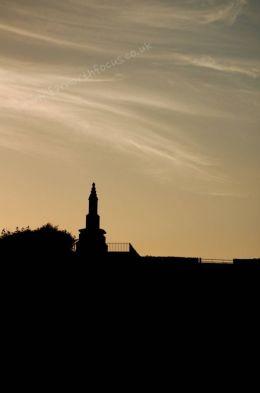 Monument Silhouette