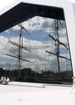 Tall Ship Reflection