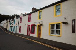 Dunure Cottages.
