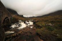 Cioch in Mist