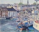 Weymouth Harbour.
