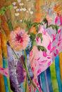 Inspired Flowers - Print