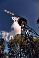 A windvane in the Santa Ynez Valley