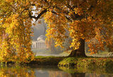 Autumn Colours Stourhead, Wiltshire (National Trust)