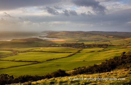 Swyre Head Storm