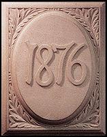 Date stone, Corbridge