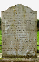 Grace Darling gravestone, Bamburgh