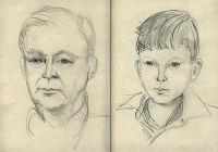 Mum's sketches
