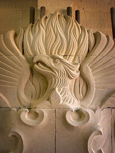 Pediment sculpture (1)