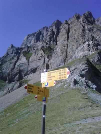 Surenen Pass