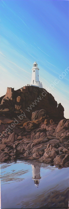 Reflections of Corbiere
