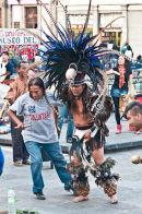 Aztec Dancer - male