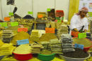 Spice stall in Dhofar