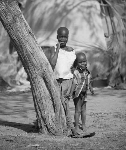 Children of The North Coast, Kenya