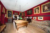 The Billiard room.