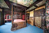 Victor Hugo's bedroom.