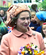H.M.The Queen 1978
