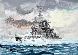 King George V, Battleship