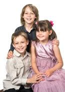 Lee Gillot's children