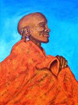 Masai Man.