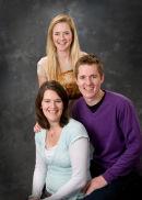 Rowe family children.