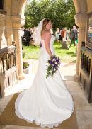 The bride Full Length.