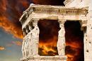 The Erechtheon Acropolis, Athens