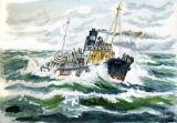 Icelandic Whaler 'Thor'